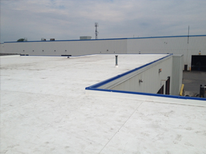 Commercial Roofing Projects - Atlas Tube Inc