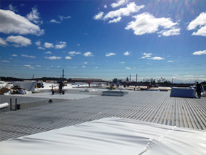 Commercial Roofing Projects - Lowes of Burlington