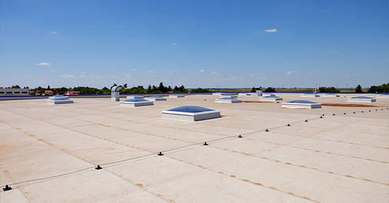 High Albedo Roofs