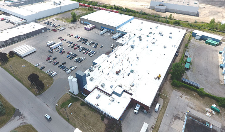 Empire Roofing Corporation Commercial Roofing Flat Roof