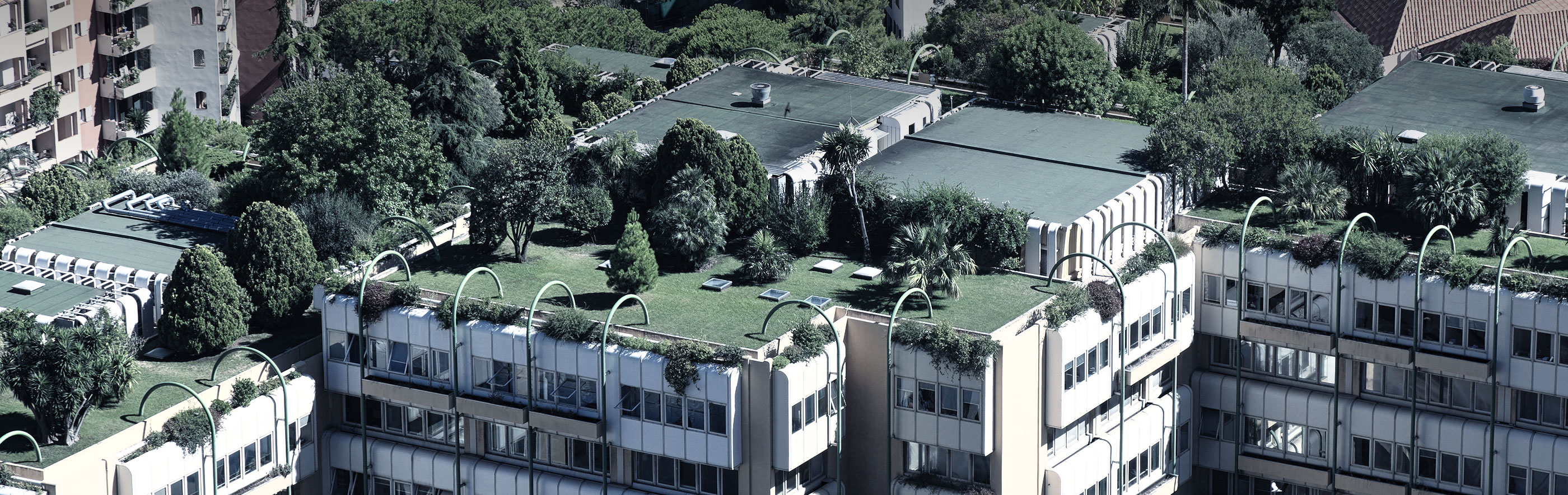Environmentally friendly commercial roofing